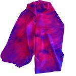 Large Twill Silk Scarf